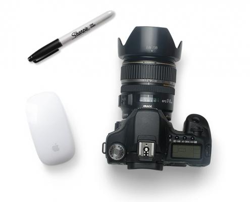 Camera Object Mockups